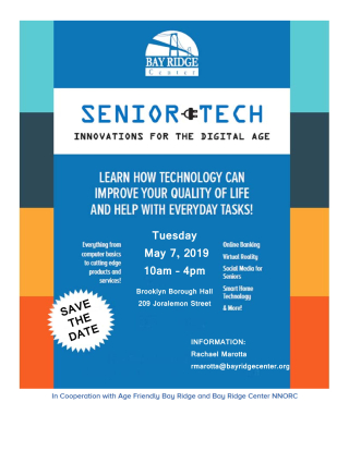 Senior Tech Fair - 2019