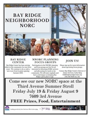 NORC.Summer Stroll