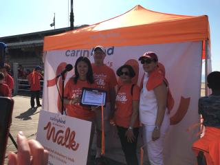 Caringkind Walk - 3 Partners