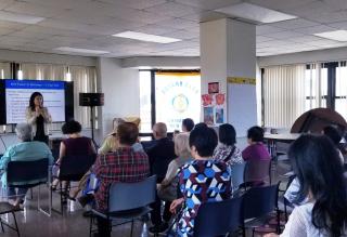 Rotary Club Talk 1A
