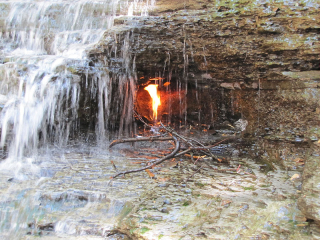 Eternal-flame-pic-Laurie Menzies article photo