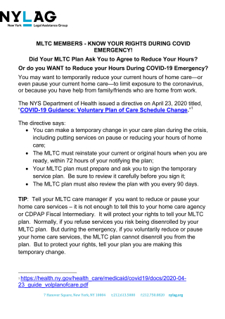 Voluntary Plan of Care change Fact Sheet (FINAL NYLAG 5-18-20)-1