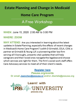 PSS Circle of Care Flyer 6-8-20